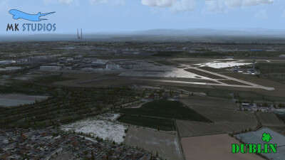EIDW Dublin Airport screenshot