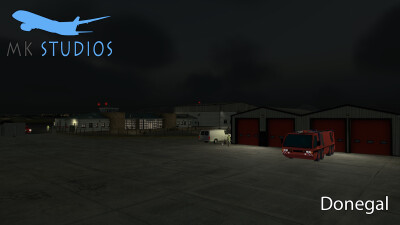 EIDL Donegal Airport screenshot