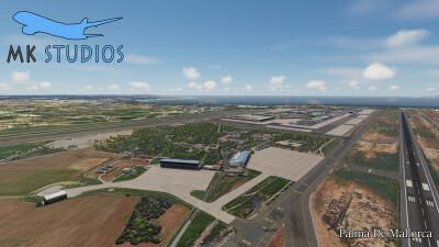 LEPA Palma de Mallorca Airport screenshot