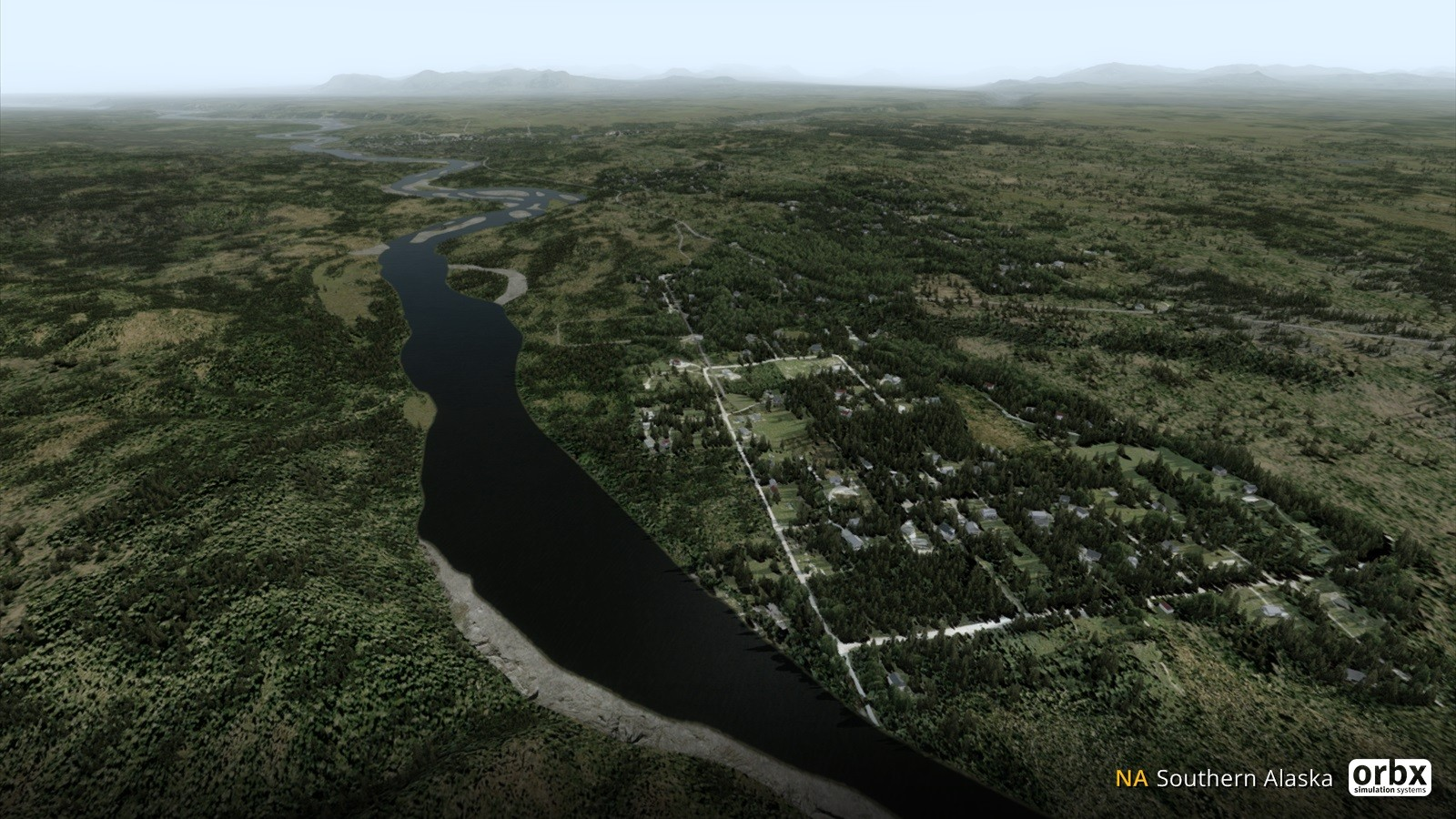 Top Five Orbx Southern Alaska Map - Circus