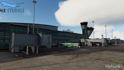 EFHK Helsinki Airport screenshot