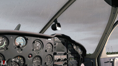A2A Cherokee (P3D Academic) screenshot