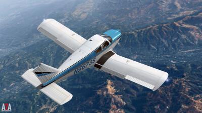 A2A Cherokee (P3D Professional) screenshot
