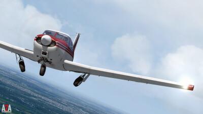 A2A Comanche (P3D Professional) screenshot