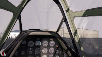 A2A T-6 (P3D Professional) screenshot