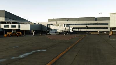 YSSY Sydney International Airport screenshot