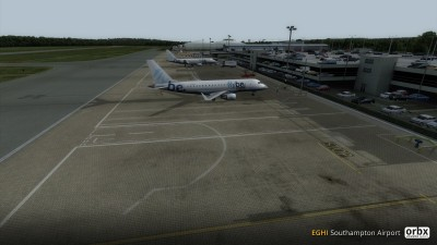 EGHI Southampton Airport screenshot