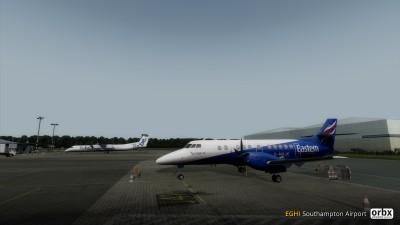 EGHI Southampton Airport screenshot
