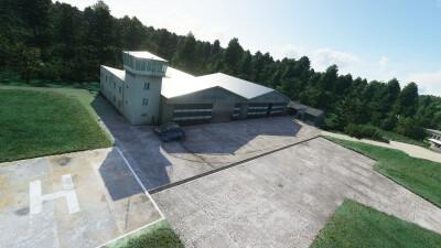 Drzewiecki Design Warsaw Airfields screenshot