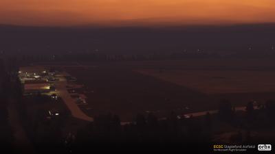 EGSG Stapleford Airfield - Microsoft Flight Simulator screenshot