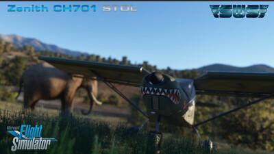 CH701 Zenith STOL screenshot
