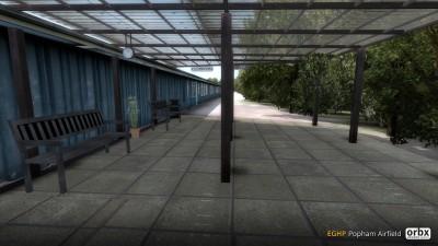EGHP Popham Airfield screenshot