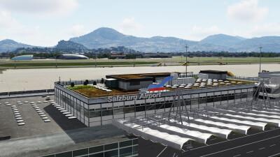 LOWS Salzburg Airport screenshot