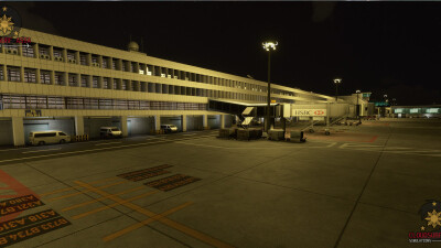 WSSS Singapore Changi Airport - Microsoft Flight Simulator screenshot