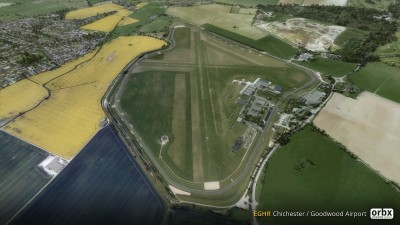 EGHR Chichester / Goodwood Airport screenshot