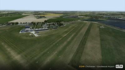 EGHR Chichester / Goodwood Airport screenshot