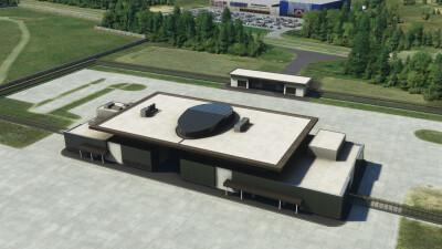 UKBB Boryspil International Airport - Microsoft Flight Simulator screenshot