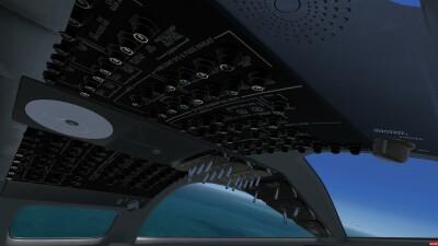 T39 North American Rockwell Sabreliner screenshot