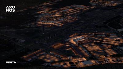 YPPH Perth International Airport - X-Plane 11 screenshot