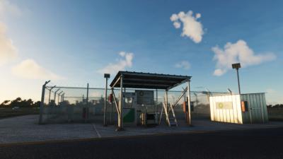 YRED Redcliffe Aerodrome - Microsoft Flight Simulator screenshot