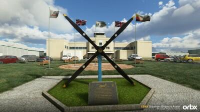 EGKA Shoreham (Brighton) Airport - Microsoft Flight Simulator screenshot