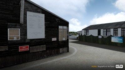 EGSG Stapleford Airfield screenshot
