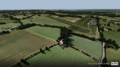 EGSG Stapleford Airfield screenshot
