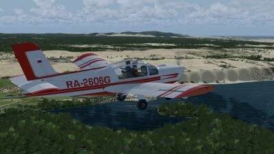 MS893 Socata RallyE screenshot