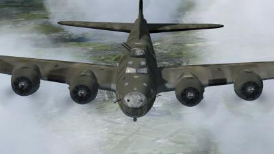 B-17 Flying Fortress screenshot
