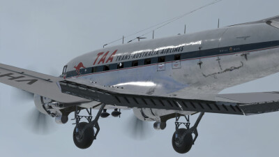 DC-3 Dakota screenshot