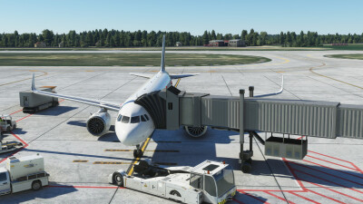 UKLL Lviv Danylo Halytskyi International Airport - Microsoft Flight Simulator screenshot