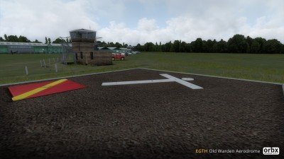 EGTH Old Warden Aerodrome screenshot