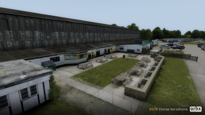 EGTR Elstree Aerodrome screenshot