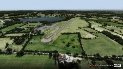 EGTR Elstree Aerodrome screenshot