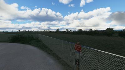 CAK3 Delta Heritage Airpark - Microsoft Flight Simulator screenshot