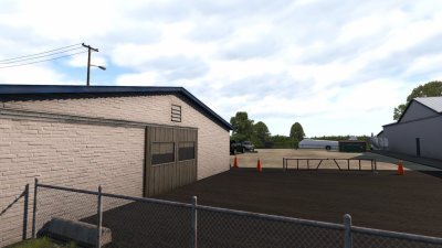 CAK3 Delta Heritage Airpark - X-Plane 11 screenshot
