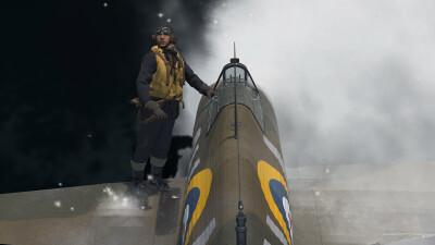 MK1 Hawker Hurricane screenshot