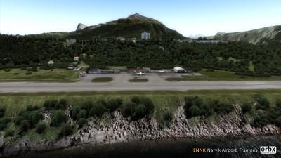 ENNK Narvik Airport, Framnes screenshot