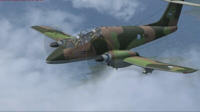 IA-58  Pucará screenshot