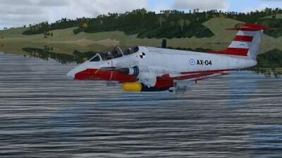 IA-58  Pucará (PBR) screenshot