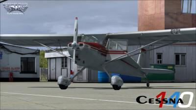 Cessna 140 screenshot