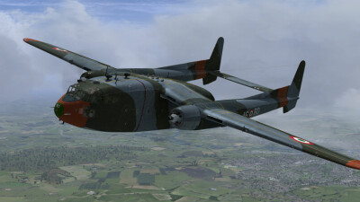 C-119 Fairchild screenshot