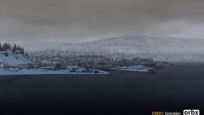 ENNO Notodden Airport screenshot