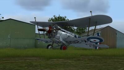 Mk. IIA Bristol Bulldog screenshot