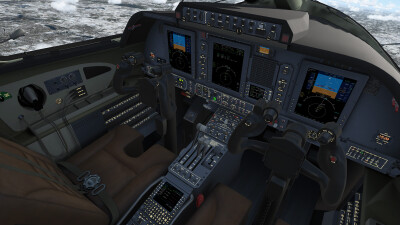 Milviz 180 EVO screenshot