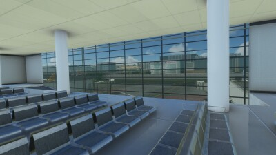 RPLL Ninoy Aquino International Airport - Microsoft Flight Simulator screenshot