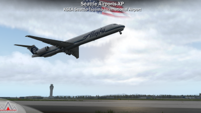 Drzewiecki Design Seattle Airports - X-Plane 11 screenshot
