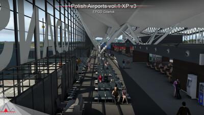 Drzewiecki Design Polish Airports Volume 1 -  X-Plane 11 screenshot
