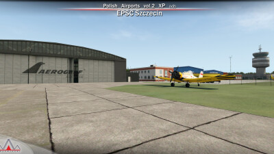 Drzewiecki Design Polish Airports Volume 2 -  X-Plane 11 screenshot