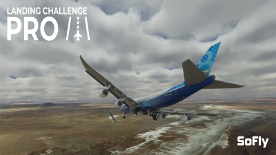 SoFly Landing Challenge Pro screenshot